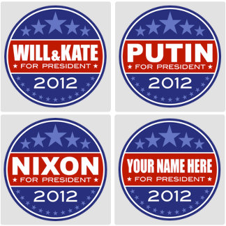 ➤ 2012 Election Gear - Independents & Humorous