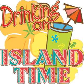 Drinking on Island Time