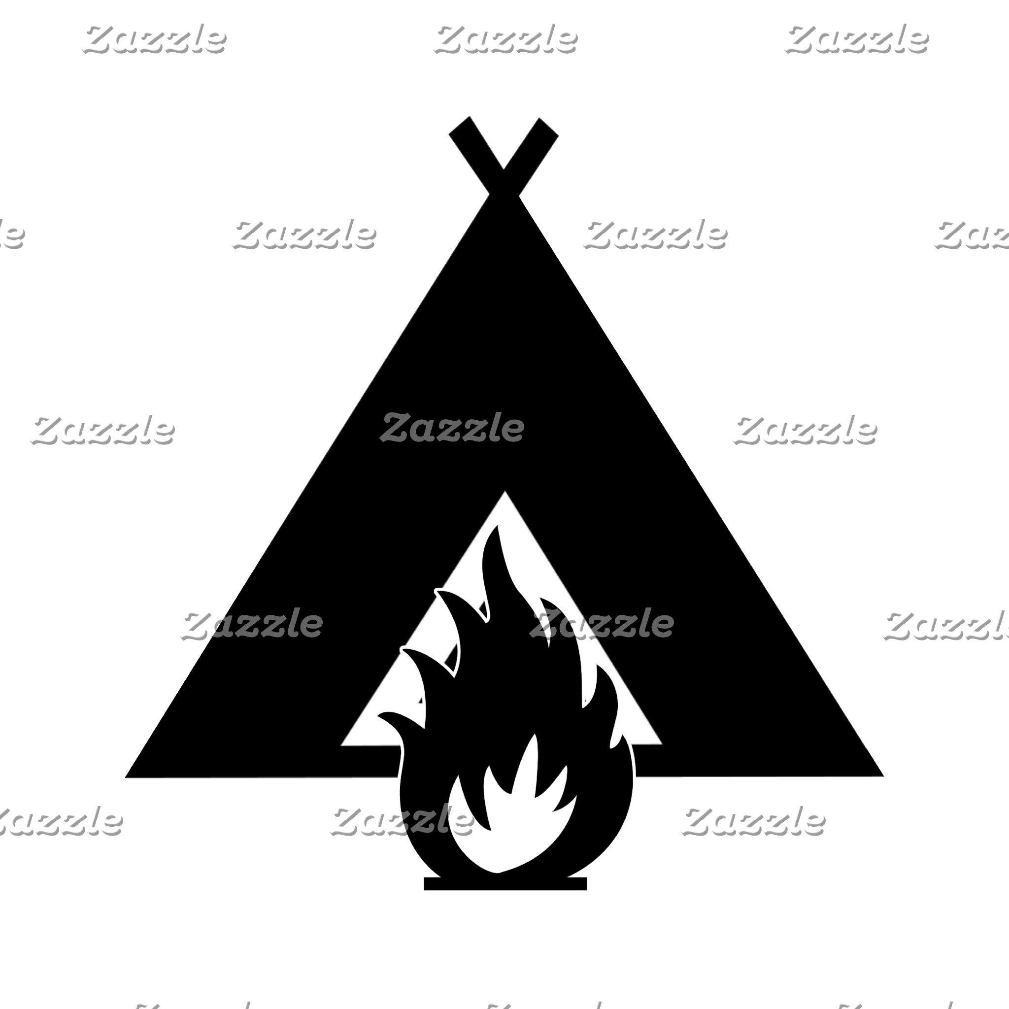 Tent & Campfire