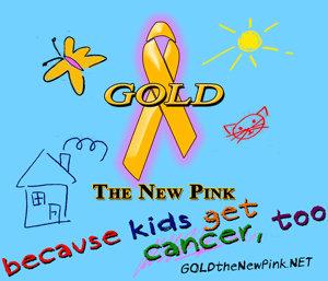 Kids Get Cancer, Too!