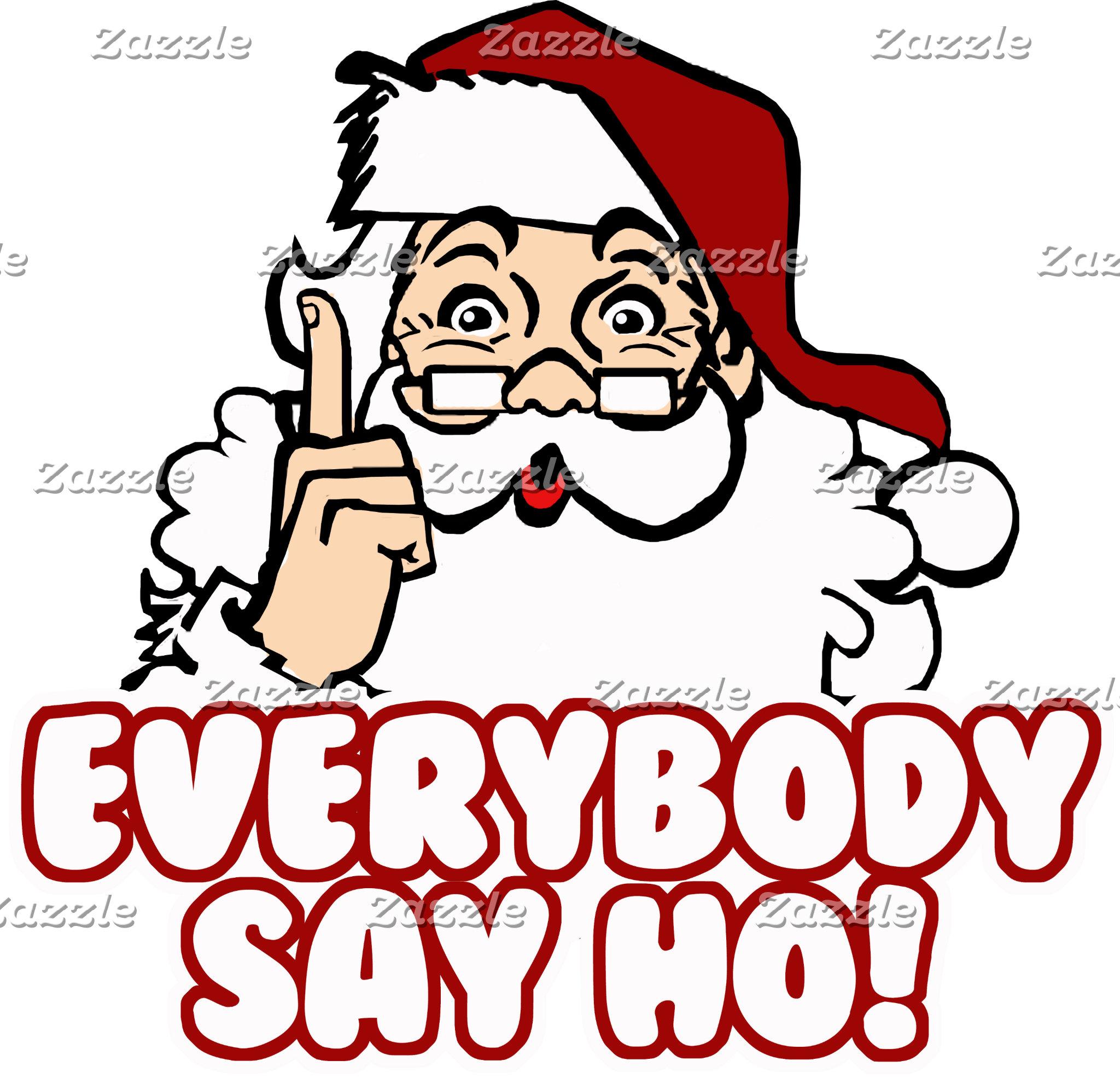 Funny Santa Claus Christmas Humor Quotes