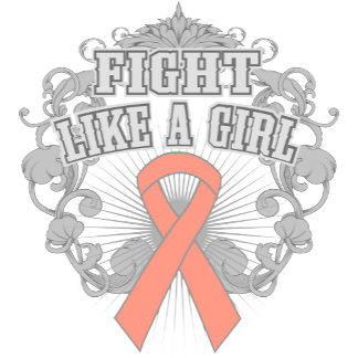 Endometrial Cancer Fight Like A Girl Fleurish