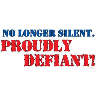 Proudly Defiant 2