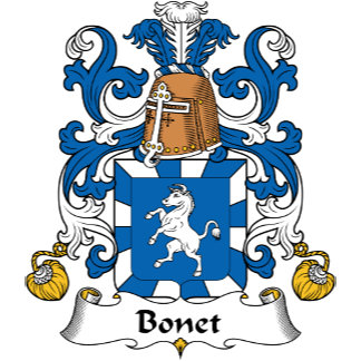 Bonet Family Crest