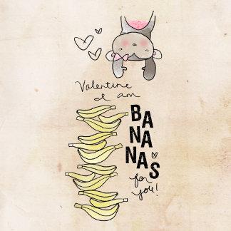 Valentine | Bannanas