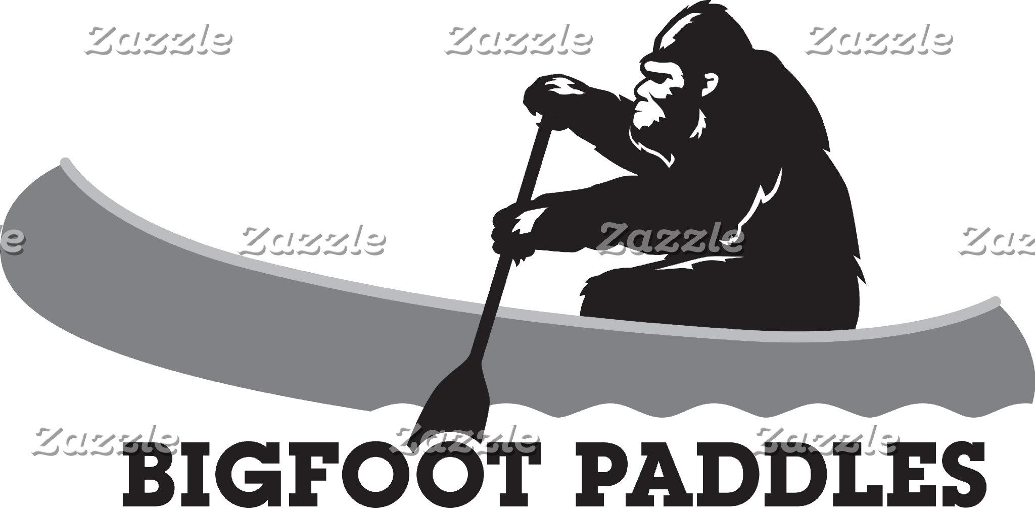Bigfoot Paddles