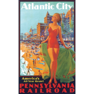 Vintage Travel Advertising