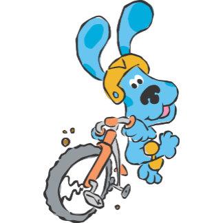 Blue's Clue - Bike