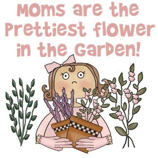 Mom Prettiest Flower in the Garden