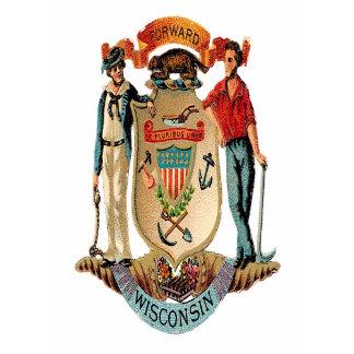 State Seals ~ Vintage Historic