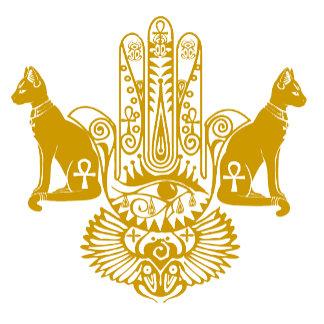 Hamsa Hand Of Protection