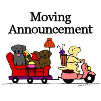 Labrador Moving Announcement