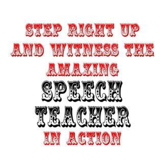 Amazing Speech Teacher In Action