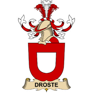 Droste Coat of Arms