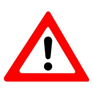 Attention Symbol