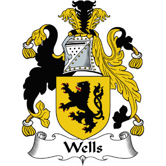 Wells Family Crest