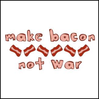 Bacon Not War