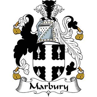 Marbury Coat of Arms