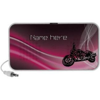 Biker/motorcycle speakers