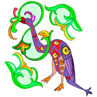 Abstract Bird (D)