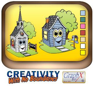 Building Cartoons