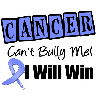 Esophageal Cancer Can't Bully Me I Will Win