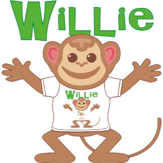 Little Monkey Willie