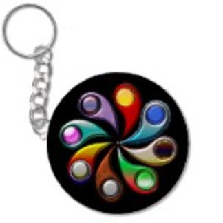 Keychains Original Customizable & Collectable
