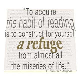 Habit of Reading Refuge