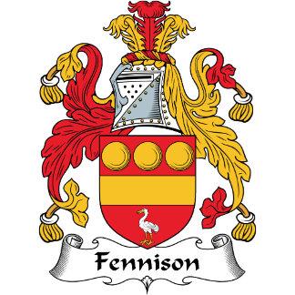 Fennison Family Crest