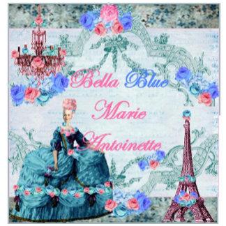 Bella Blue Marie Antoinette