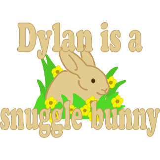 Dylan is a Snuggle Bunny