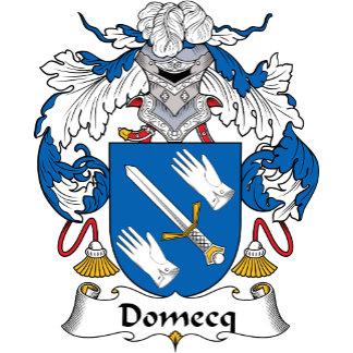 Domecq Family Crest