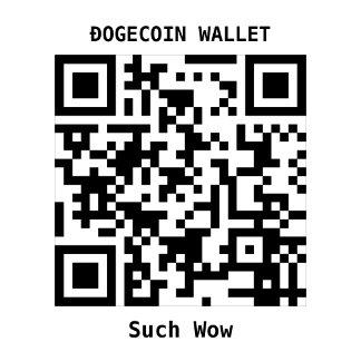 Wallet Simple Custom QR