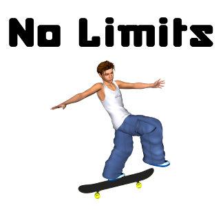 Skateboader( No limits)
