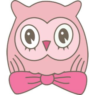 Pink Lady Owl