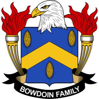 Bowdoin Coat of Arms