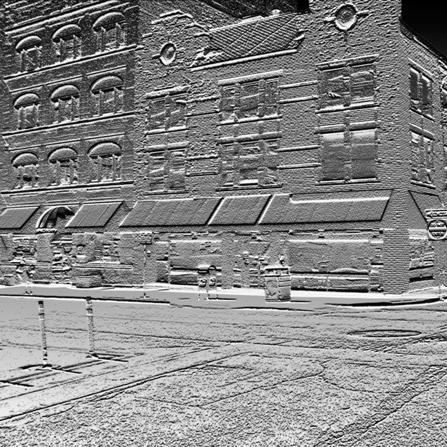 W. Gay Street Building Columbus, Ohio