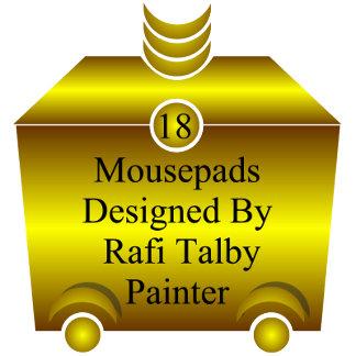 18 Mousepads rafi talby