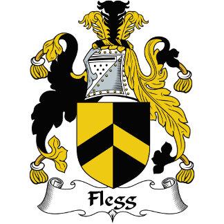 Flegg Family Crest / Coat of Arms