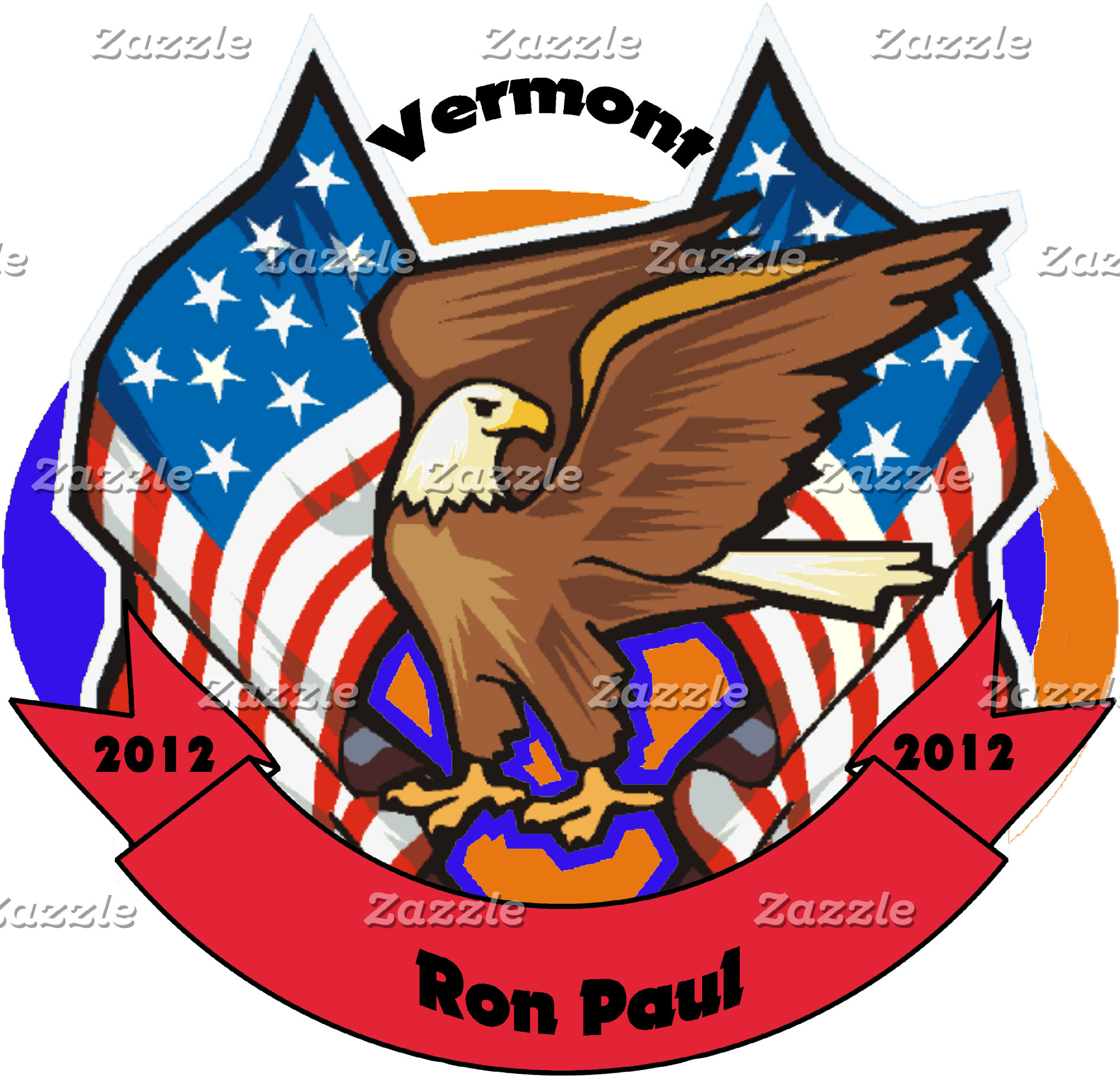 Vermont for Ron Paul