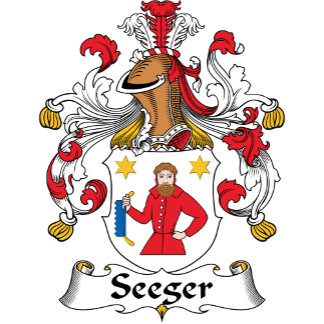 Seeger Family Crest