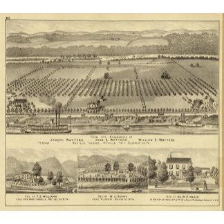 Farm and residences of Joseph