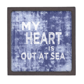 My Heart is Out at Sea