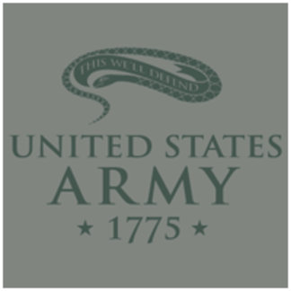 United States Army 1775