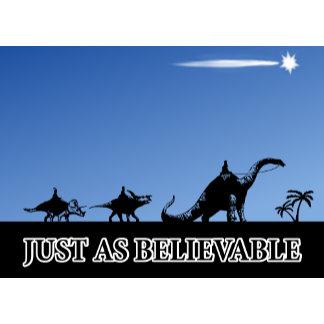 3 wise men atheist Xmas cards