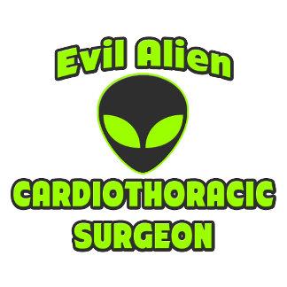 Evil Alien Cardiothoracic Surgeon