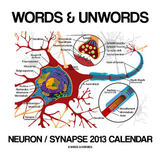 Neuron / Synapse Calendars