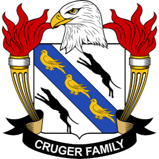 Cruger Coat of Arms