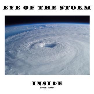 Eye Of The Storm Inside (Hurricane Eye)